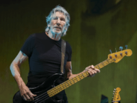 Roger Waters, of Pink Floyd, performs on the Us + Them Tour on Saturday, July 22, 2017, in Chicago. (Photo by Rob Grabowski/Invision/AP)