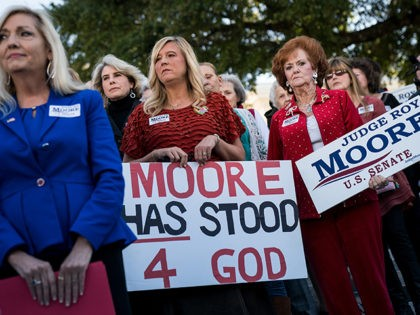 Boston Globe: Why Evangelicals Are Still Backing Roy Moore