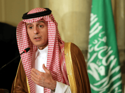 """If Iran wants to have good relations with Saudi Arabia, it has to change its policies. It has to respect international law,"" Saudi Foreign Minister Adel al-Jubeir said"