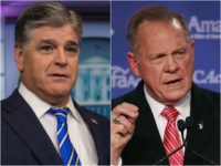 Sean Hannity and Judge Roy Moore