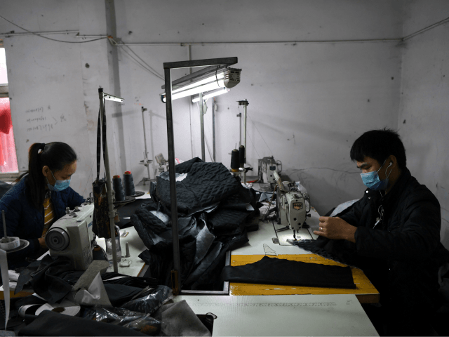 manufacturing china