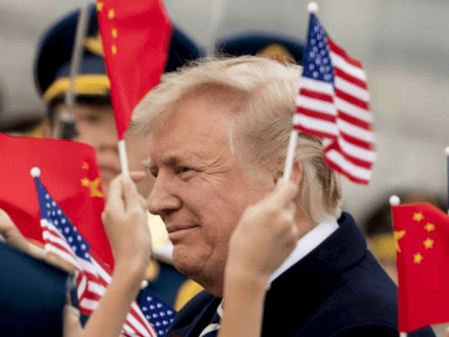 Chinese Media Praise Trump for 'Little Interest in Empty Diplomatic Struggles'
