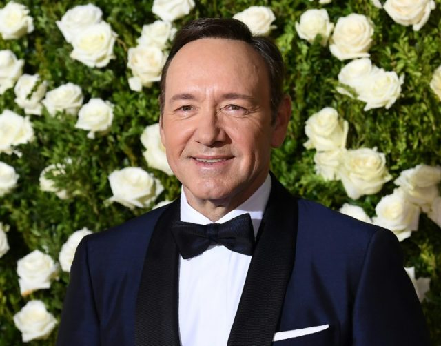 Mexican actor Roberto Cavazos accused two-time Oscar winner Kevin Spacey, pictured in June 2017, of routinely preying on young male actors
