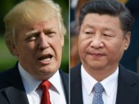 Donald Trump Phones Chinese President Xi to Complain of Trade Deficit