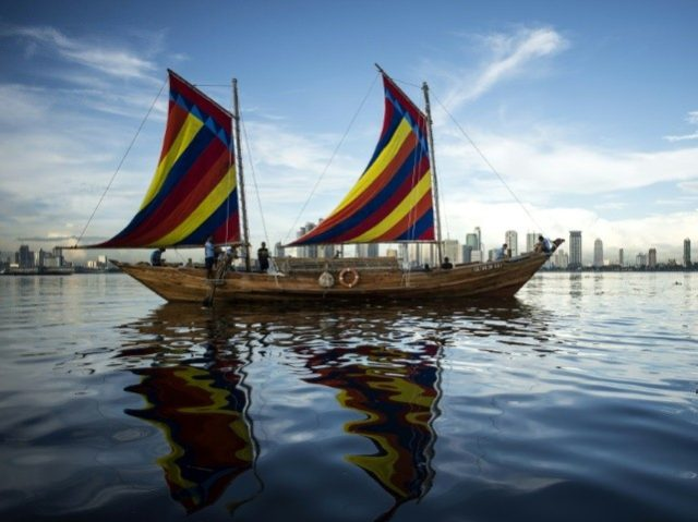 After conquering Mount Everest, Philippine adventurer Carina Dayondon is planning to sail from Manila to southern China early next year aboard a wooden replica of ancient boats used for trade voyages hundreds of years ago
