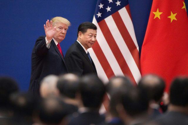 China Urges Trump To Abandon 'Cold War' Thinking