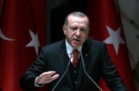 Turkish President Recep Tayyip Erdogan has been criticised by the EU for mass arrests in the country following the failed 2016 coup