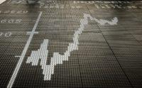 European stocks edged higher on Tuesday.