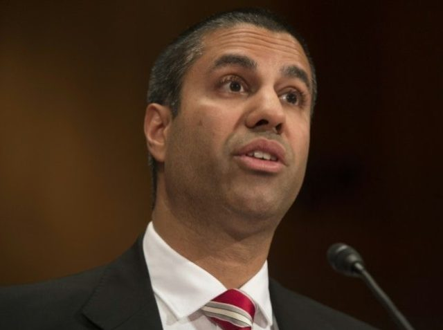 "Chairman Ajit Pai of the Federal Communications Commission unveiled a plan to roll back a 2015 rule on ""net neutrality"" which has been the subject of court challenges"