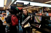 'Black Friday' sales bonanza fails to boost London stock market