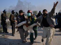 Activists of the hardline Islamist group Tehreek-i-Labaik Yah Rasool Allah Pakistan had brought the capital Islamabad to a near-standstill