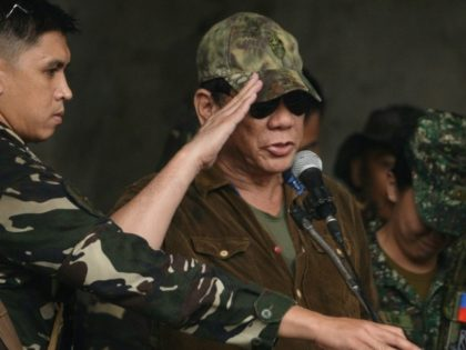 Philippine President Rodrigo Duterte's warning came just a month after foreign and local IS supporters ravaged Mindanao's main Muslim city of Marawi