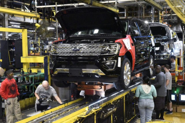 Trump looks at tariffs on vehicle  imports