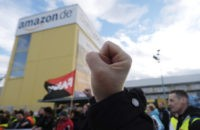 Amazon workers in Germany, Italy stage Black Friday strike