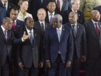 Gedrich: Sunlight on Africa Courtesy of President Trump