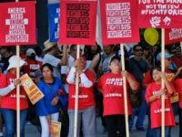 $15 minimum wage hike sign