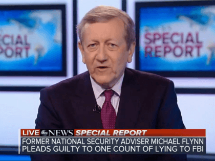 President Donald Trump continued to ridicule ABC News and their reporter Brian Ross for a false report about Mike Flynn's cooperation with the Russia investigation.