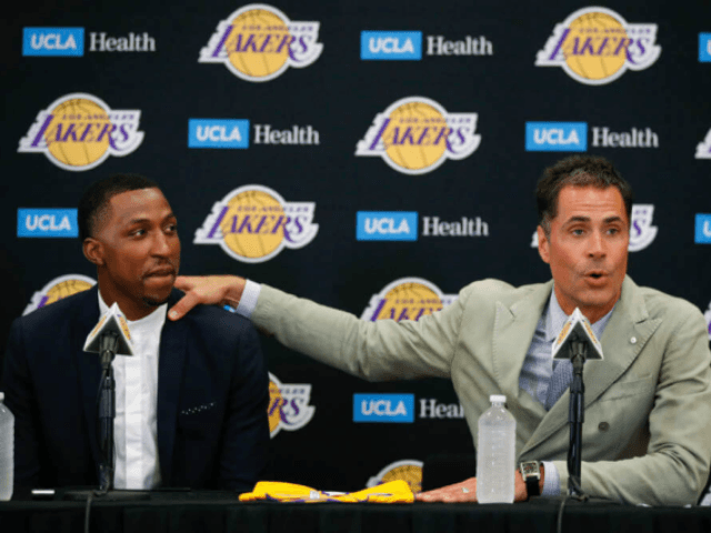 Lakers' Kentavious Caldwell-Pope Plays For Team While Serving Jail Sentence