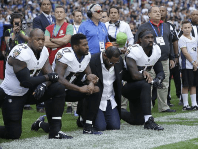 Ravens admit protests during national anthem led to fan no-shows