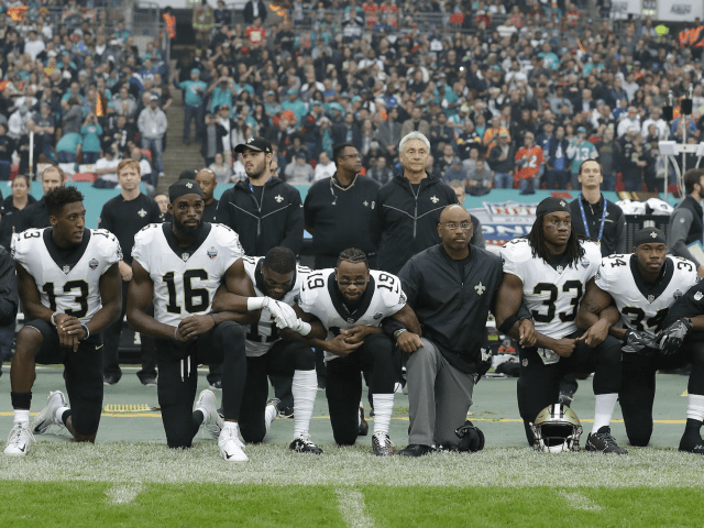 Season ticket holder is suing the Saints over national anthem protests