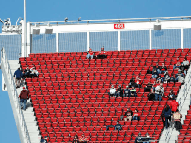 Weak 14: NFL Stadiums Look Like Ghost Towns As Attendance Crisis Continues - Breitbart