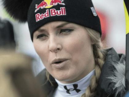 Lindsey Vonn Injured in Super-G Race After Trump Remarks