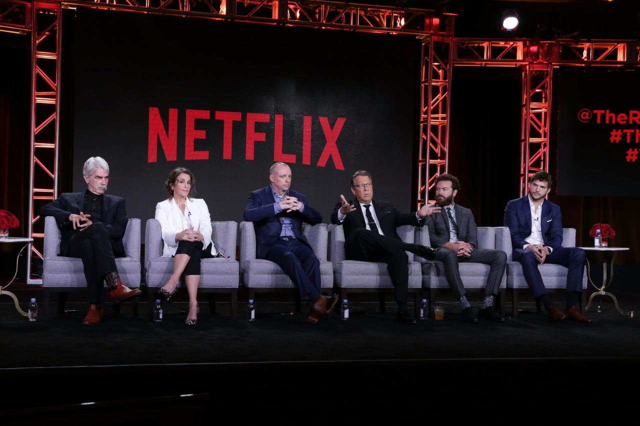Netflix fires exec who said Masterson accusers weren't believable