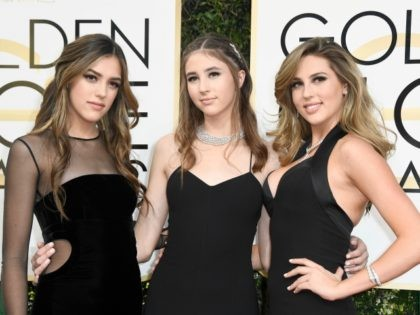Actresses to Wear All Black at Golden Globes to Protest Hollywood Sex Abuse