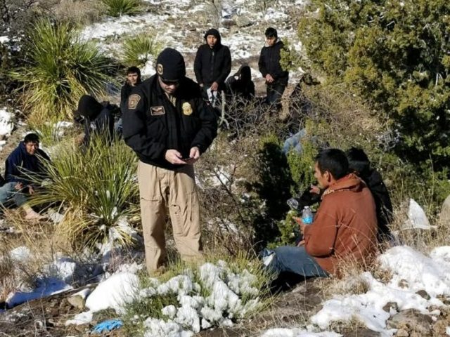 BP rescue of IAs in Winter Conditions