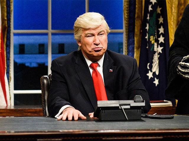 Baldwin Trump SNL NBC