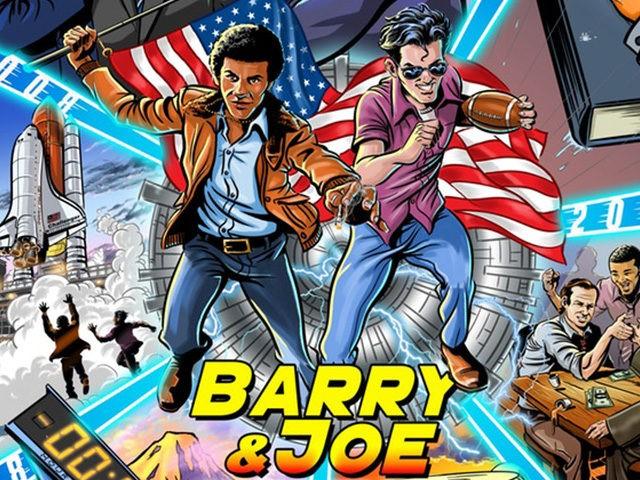 Barry & Joe Titmouse
