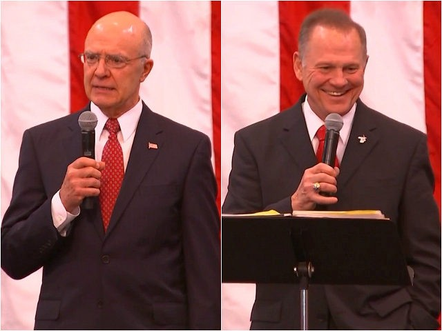 Bill Staehle and Judge Roy Moore