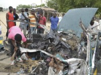 """The UN has voiced alarm at Boko Haram's increasing use of children as """"human bombs"""" [File: Jossy Ola/AP]"""