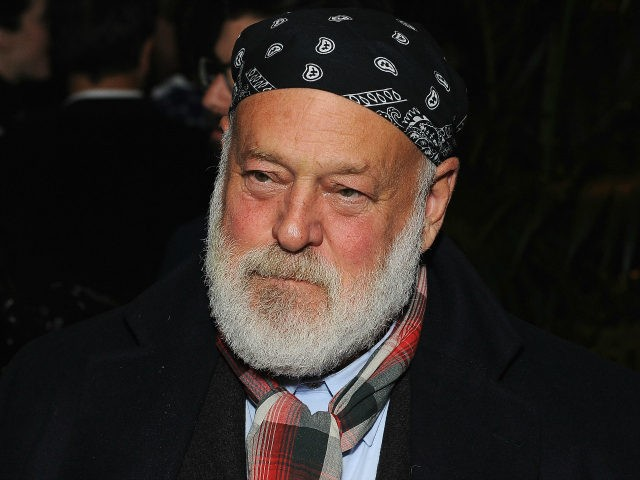 Photographer Bruce Weber attends the Marni at H&M Collection Launch at Lloyd Wright's Sowden House on February 17, 2012 in Los Angeles, California. (Photo by Michael Kovac/Getty Images for Marni and H&M)