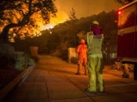 California fires (David McNew / Getty)