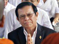 Cambodian Oppo Leader