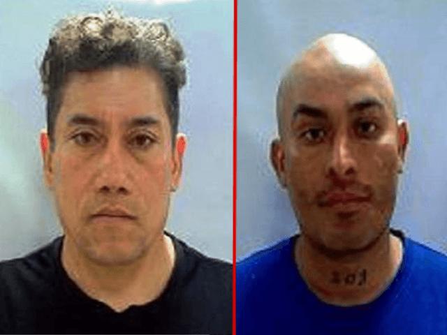 Carballo-Parada and Mercado-Rogue - CBP Photos