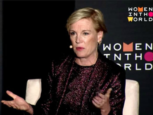 "During an interview this week with former Vanity Fair editor-in-chief Tina Brown at the Women in the World Texas Salon, Richards praised artificial birth control as she and Brown incorrectly conflated NFP with the ""Rhythm method."""