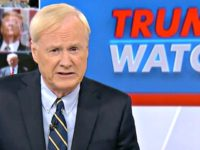 Report: NBC Paid Off Chris Matthews Accuser Over Sexual Harassment Claims