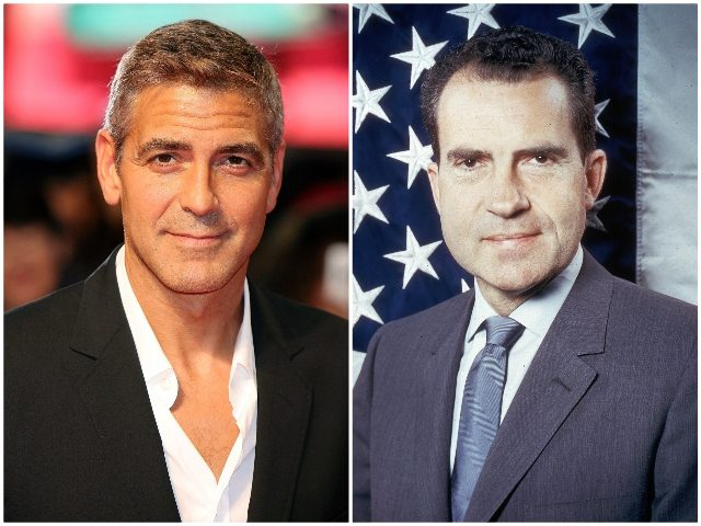 Clooney developing Netflix series about Watergate