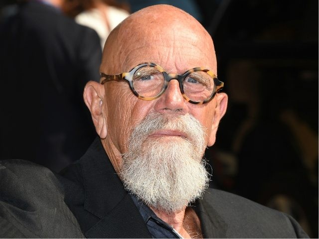 Artist Chuck Close attends the first taping of 'The Late Show With Stephen Colbert' on September 8, 2015 in New York City. (Photo by Michael Loccisano/Getty Images)