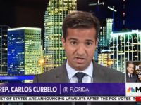 GOP Rep Curbelo: No, Breitbart Is Not 'a Productive Force in This Country'