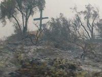 Ventura Serra cross (@suellen101 / Twitter)