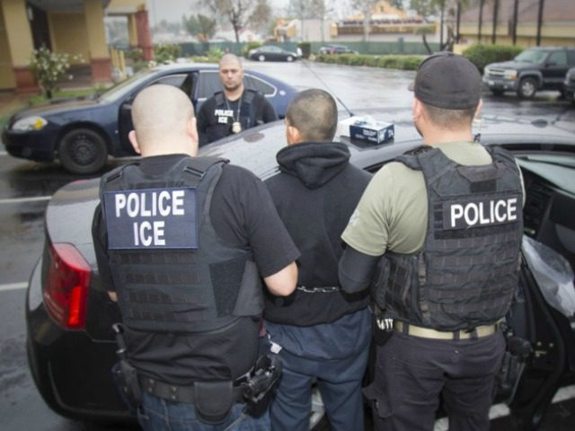 Deportation of Illegal immigrant