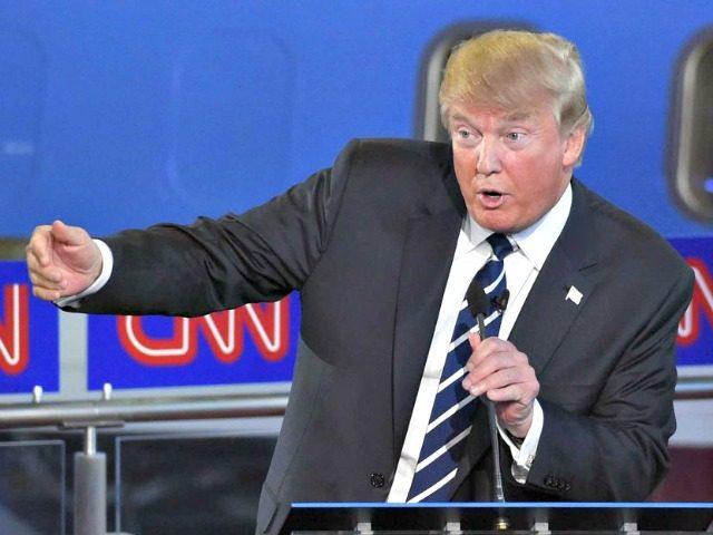 Donald Trump Polarizing