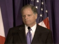 Dempocratic Alabama candidate Doug Jones