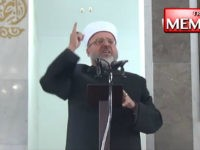 Jordanian Imam: Only Sword 'Will Resolve the Struggle with the Zionists'