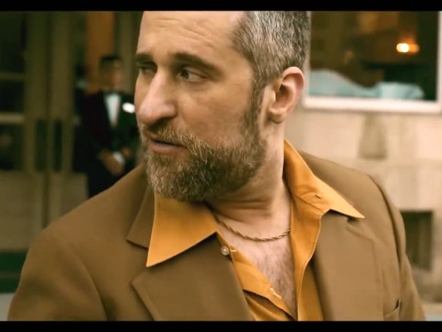 Dustin Diamond stars as an ill-fated Harvey Weinstein in new music video