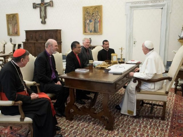 Leaders of the World Evangelical Alliance (WEA) met with Pope …
