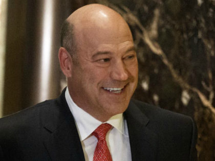 In this Nov. 29, 2016 photo, Goldman Sachs COO Gary Cohn arrives at Trump Tower in New York, for a meeting with President-elect Donald Trump. Trump is expected to pick Cohn to lead the White House National Economic Council, according to two people informed of the decision. (AP Photo/Evan Vucci)